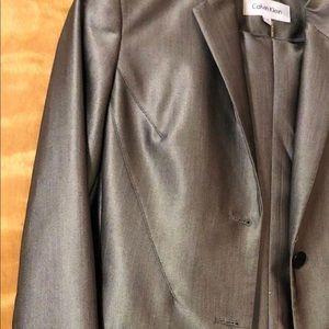 Vintage Calvin Klein Suit